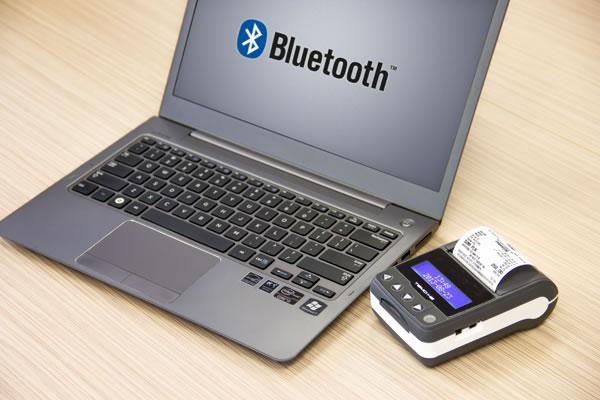 Drukarka fiskalna Posnet Temo HS EJ - Komunikacja z komputer za pomocą modułu Bluetooth